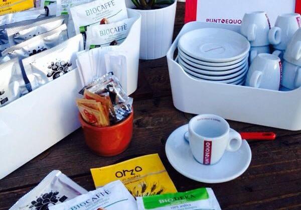 Caffè fairtrade ex Dogana