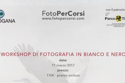 Workshop di fotografia
