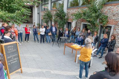 Aggregazione culturale, educazione ambientale