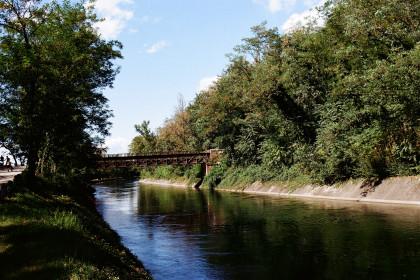 Canale Villoresi a Tornavento