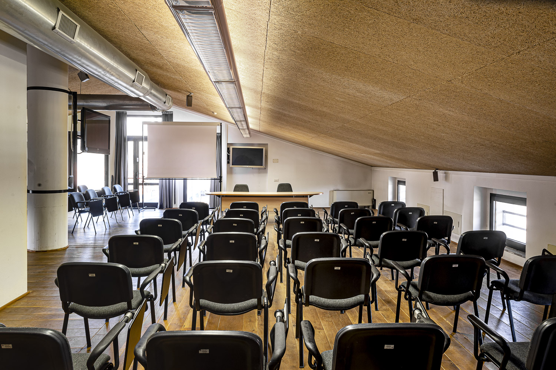 Sala conferenze, ex Dogana